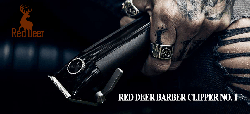 Red Deer Barber Clipper No. 1